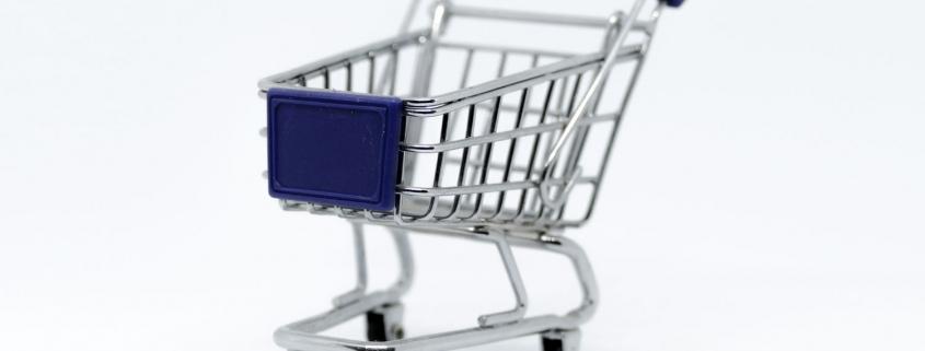 pagina carrello e-commerce